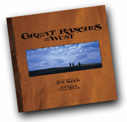 Great Ranches of the West Book